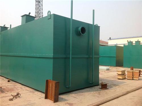 选购四川生活污水处理设备需要注意哪些问题?