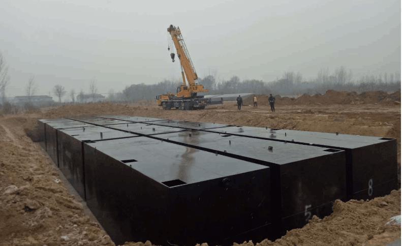 四川一体化污水处理设备市场前景越来越广阔!