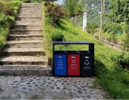 西安分類垃圾箱