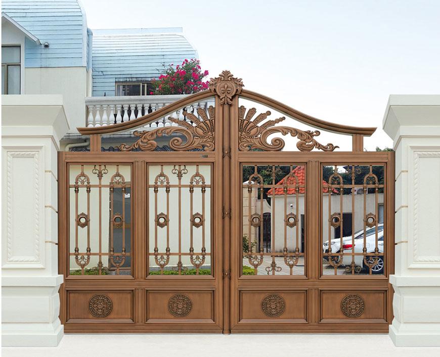 凡爾賽宮庭院大門