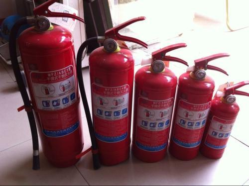 消防器材的保养