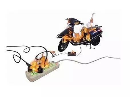 电动车防火