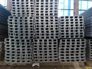 新疆槽鋼是用于建筑和機械的碳鋼結構鋼