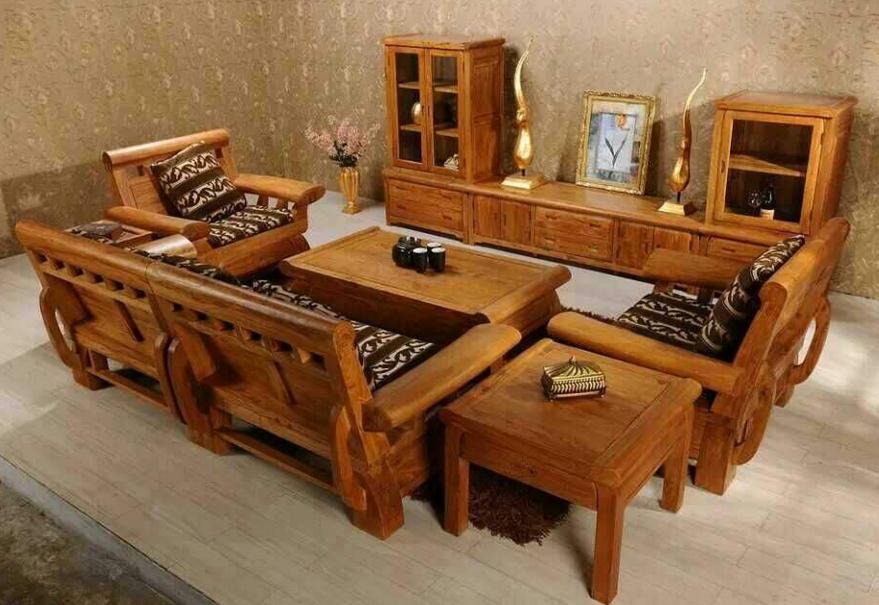 老榆木家具