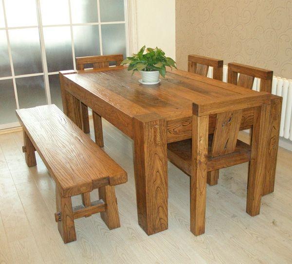 如何选择老榆木家具