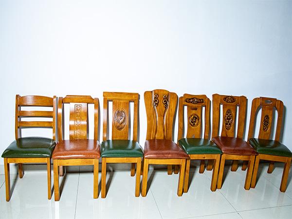 呼市酒店木制餐椅家具厂家