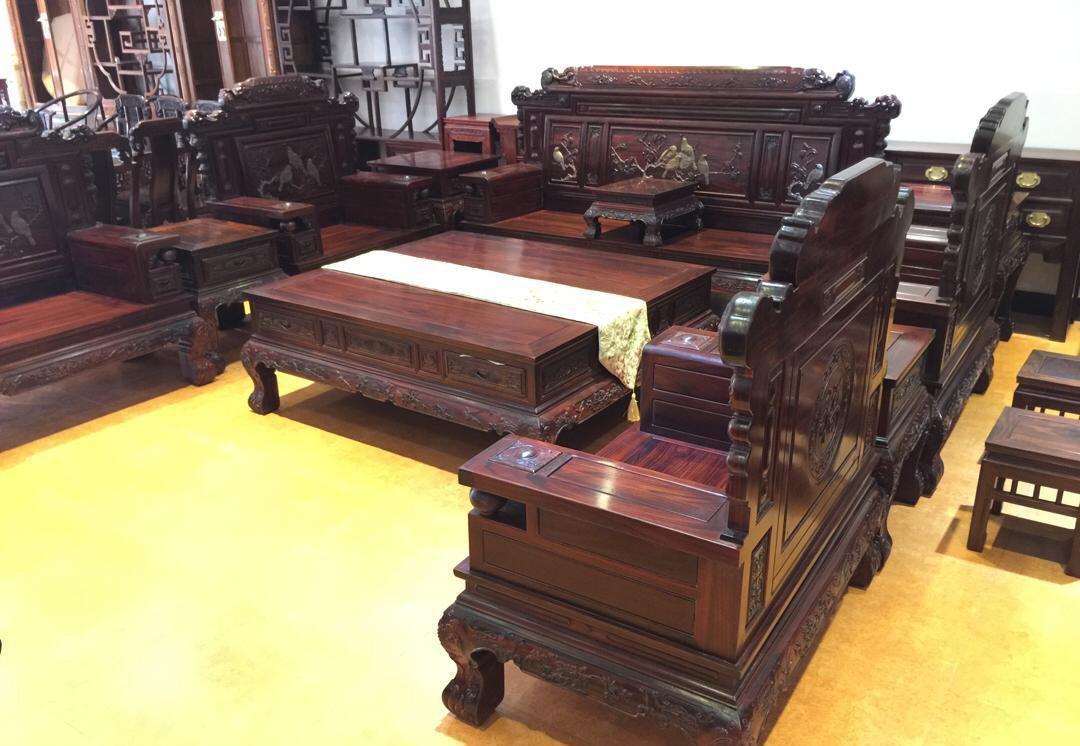 中式仿古家具在上蠟時需要注意什么