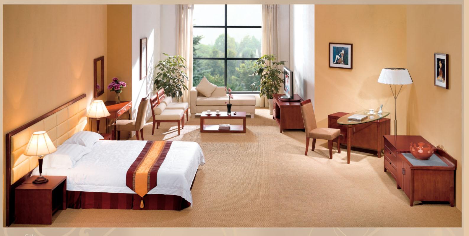 酒店家具应该怎样清洗?