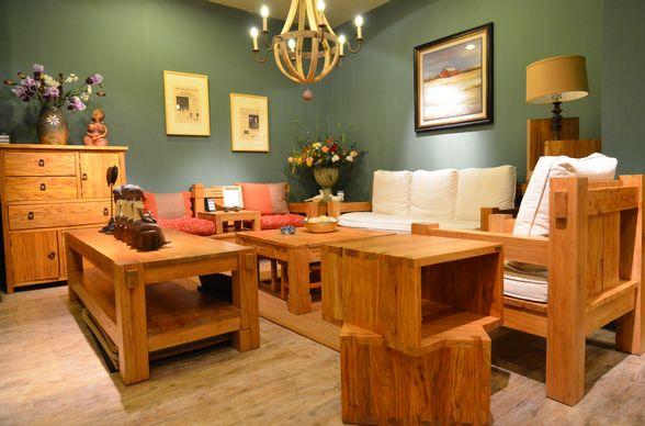 为什么说老榆木家具越久越有价值?