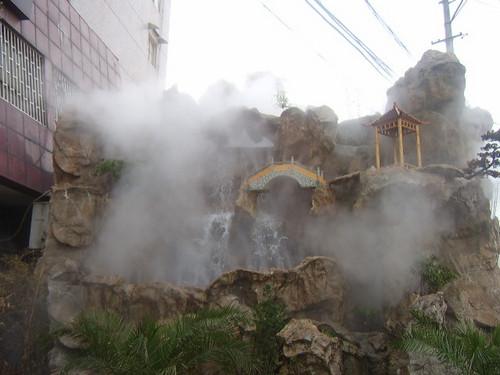 关于人造雾值得推广的优点体现在哪些方面呢