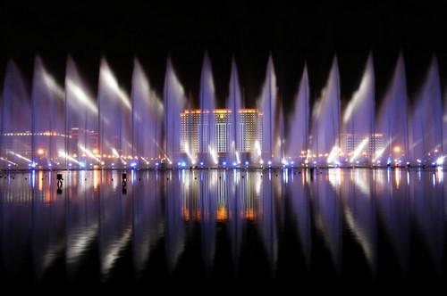关于喷泉设备的3个供水形式您都了解吗