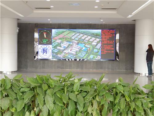 河南LED顯示屏工程