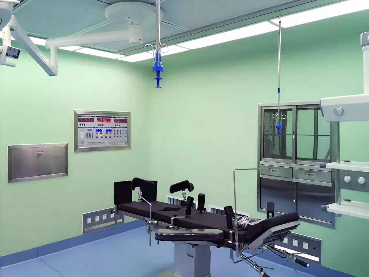 成都手术室净化成功案例