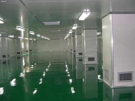 四川洁净室净化工程