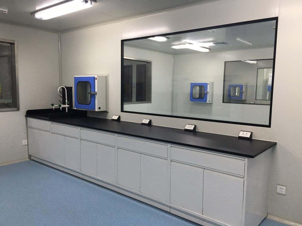 成都净化工程——实验室净化