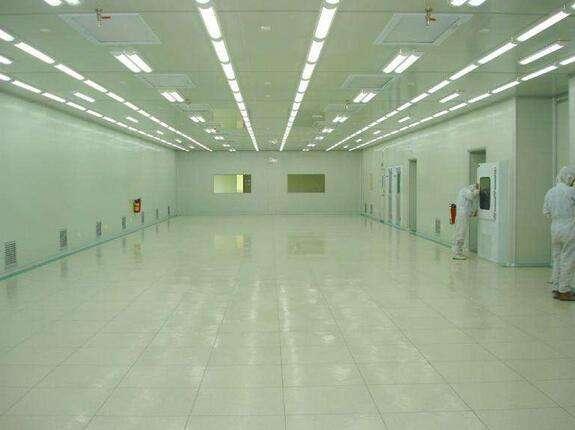 四川厂房净化设计