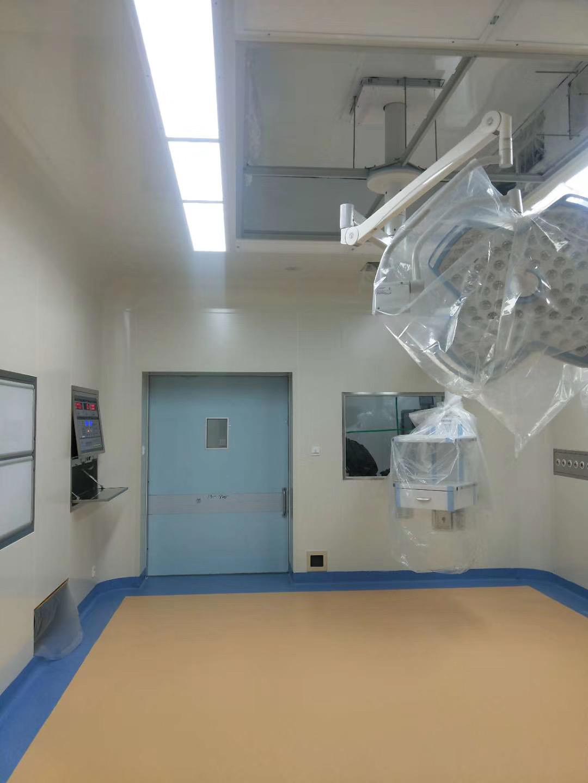 在进行成都手术室净化时,针对不同的手术室其净化标准有哪些