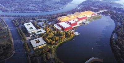 故宫北院区今年动工预计三年后建成