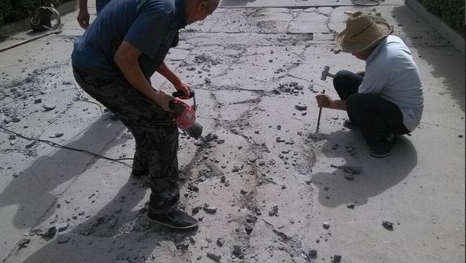 四川混凝土道路修复剂