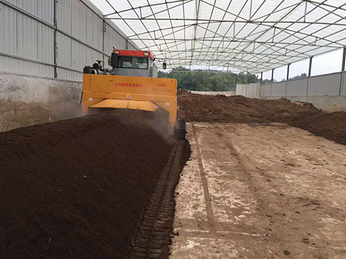 有機肥生産線