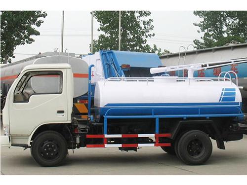 四川牧場設備-糞汙運輸車