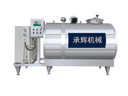 四川速冷設備-制冷罐
