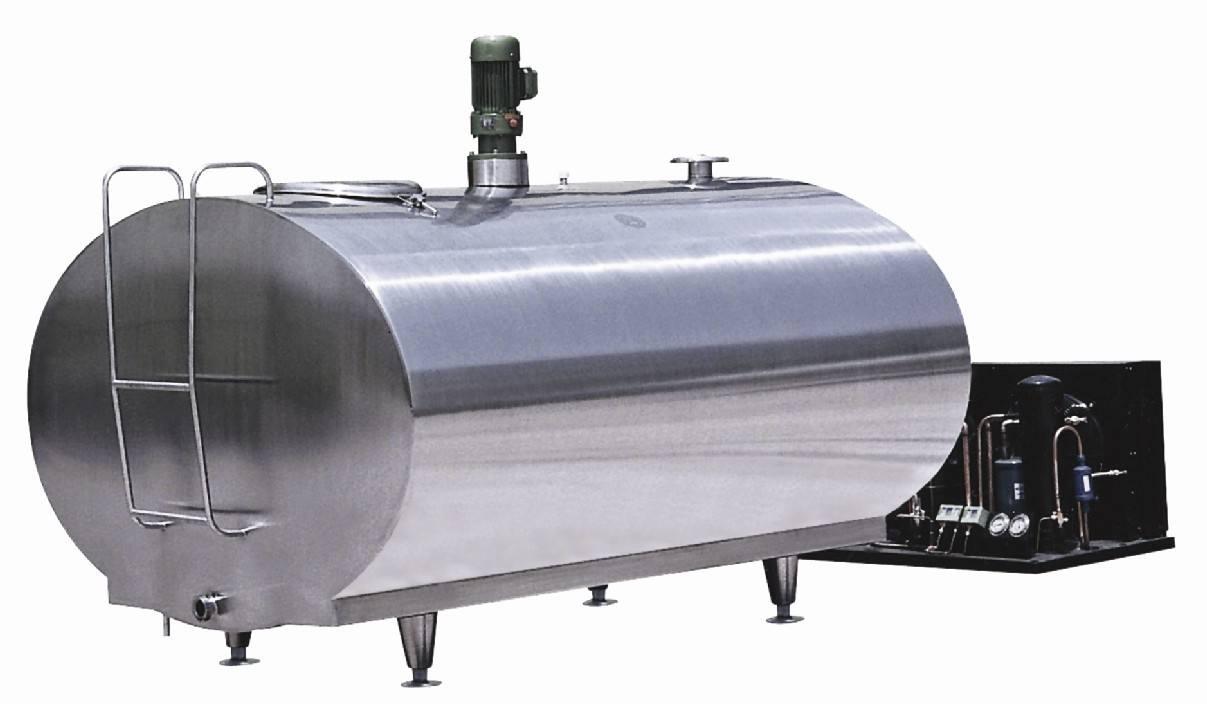 四川速冷設備厂家浅谈牛奶制冷罐作用!