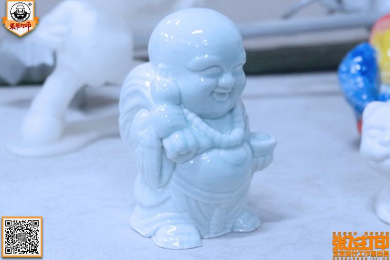 陶瓷都能打印了,您还拉胚吗?张飞打印工作室王老师谈陶瓷的传承和创新