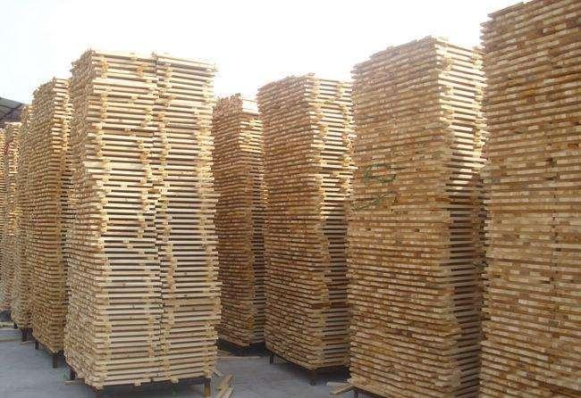 兰州防腐木厂区
