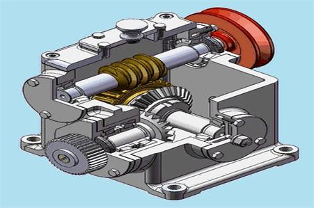 减速机传动原理讲解,你都知道吗?