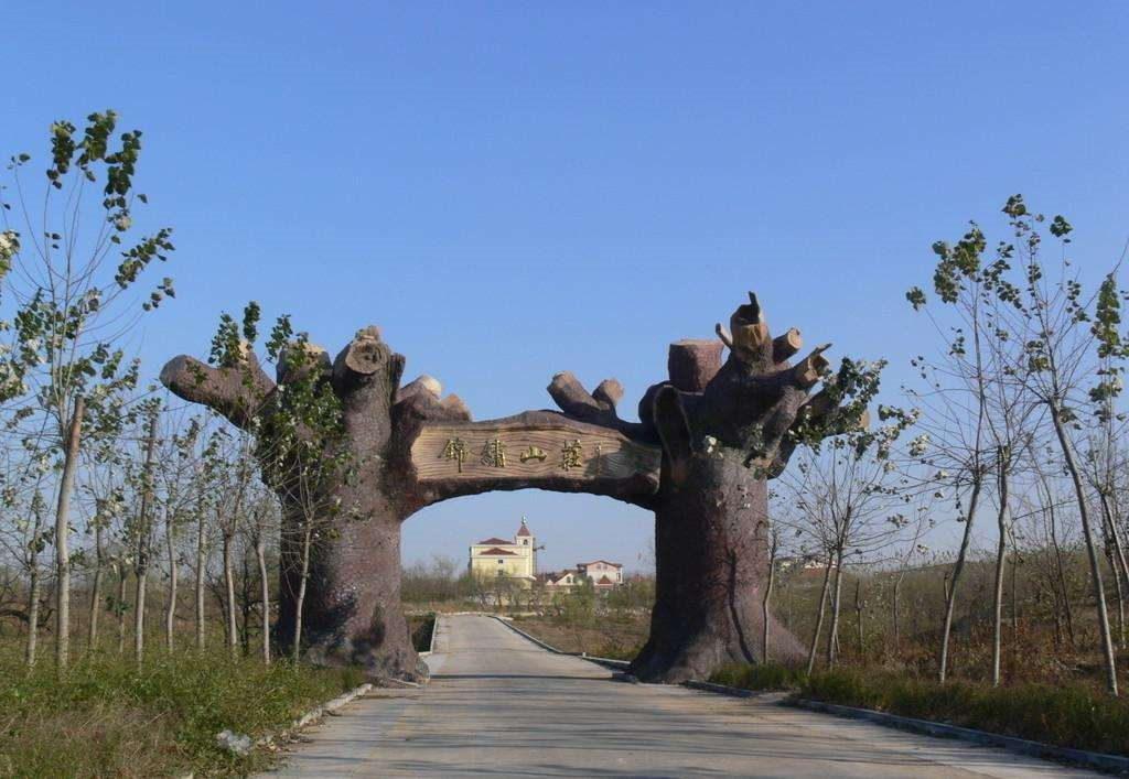假树水泥雕塑定制