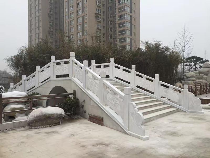 陕西石栏杆设计