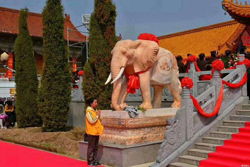 动物雕塑案例展示