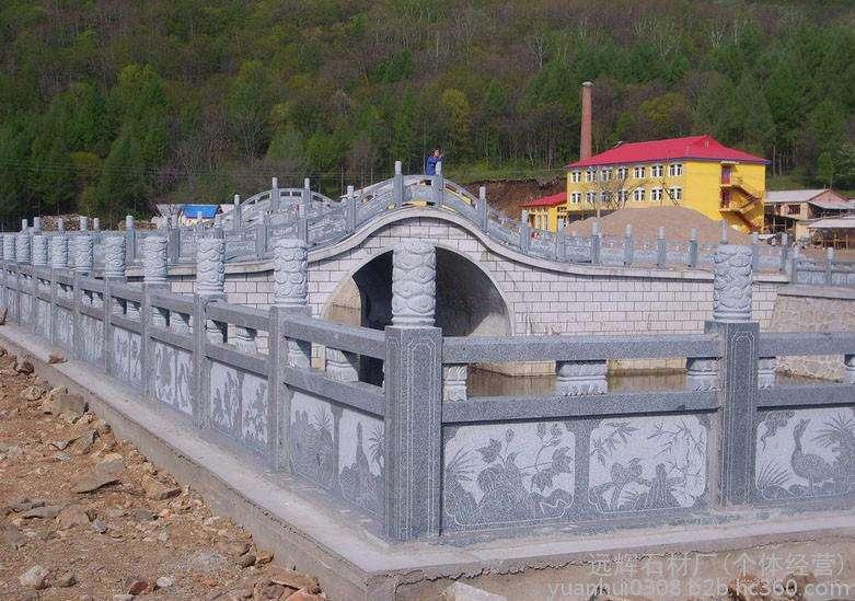 陕西石栏杆施工现场