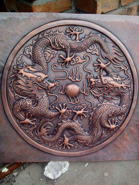 陕西铜雕塑定制
