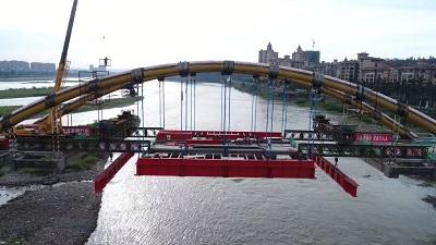 洪州大桥加固整治工程