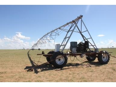 电动平移式  内蒙古喷灌机