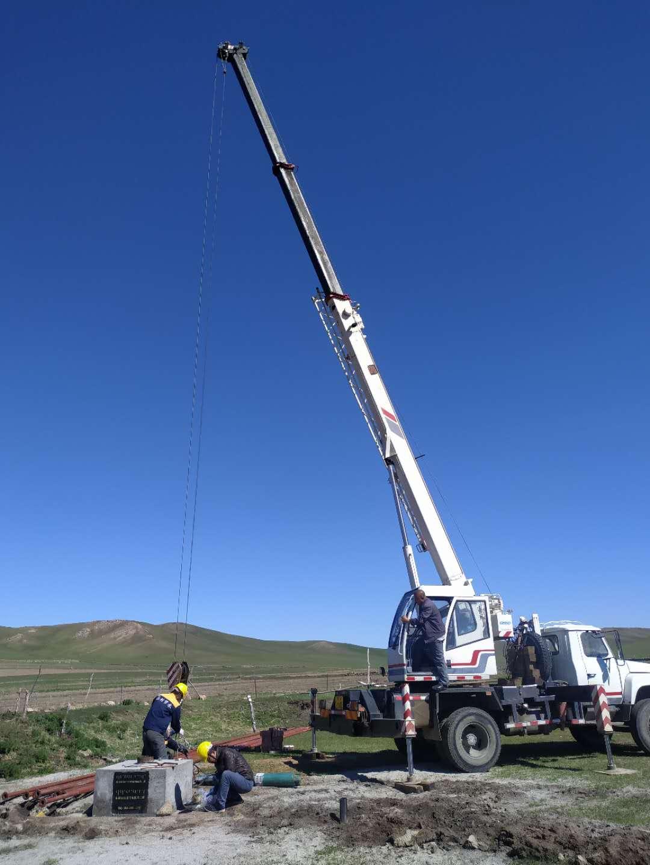 内蒙古节水灌溉施工