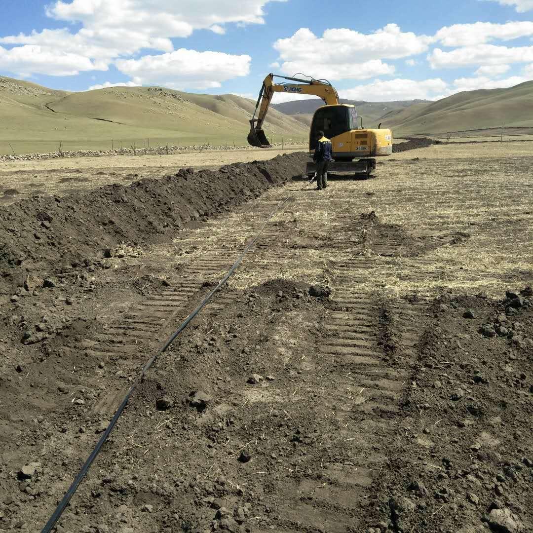 内蒙古节水灌溉10万亩地项目