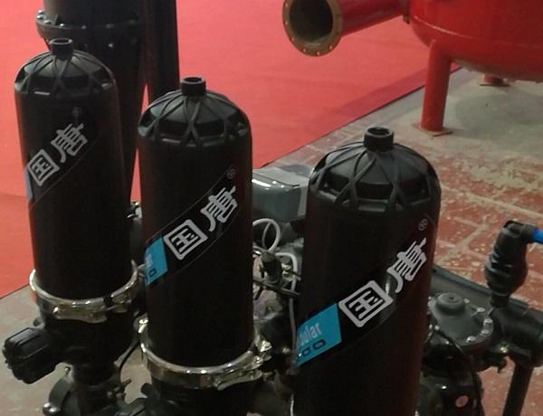 内蒙古滴灌设备——自动反冲洗过滤器