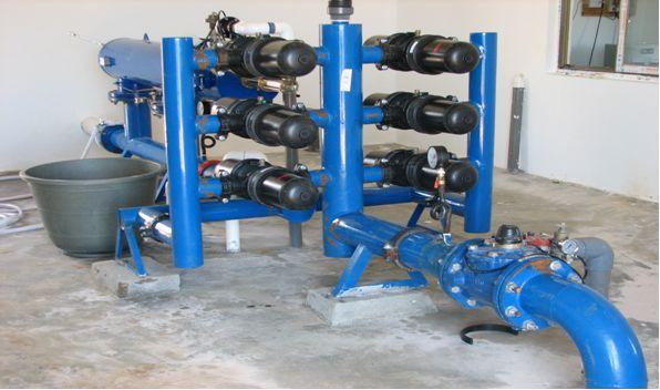 滴灌设备主泵