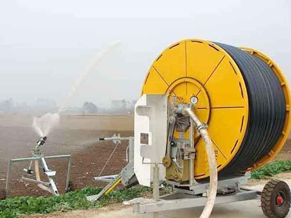 内蒙古喷灌机
