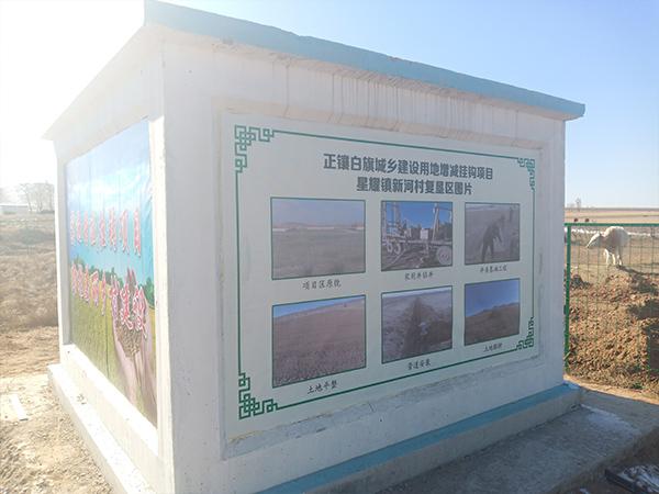 内蒙古喷灌机工程案例
