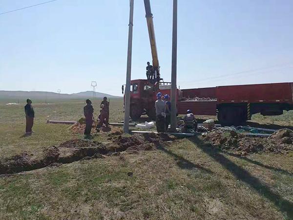 内蒙古节水灌溉工程