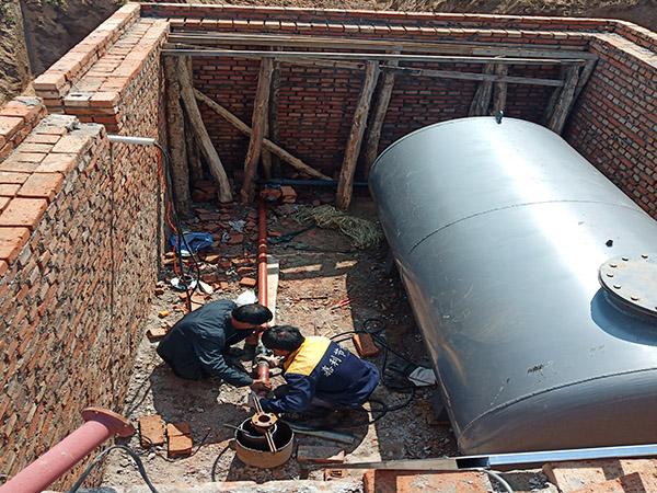 内蒙古滴灌设备工程