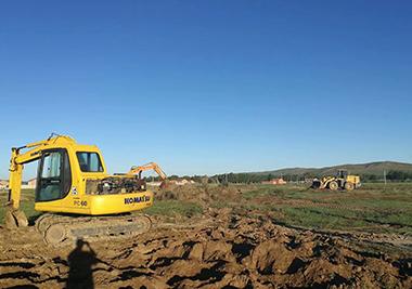 正镶白旗贾家营建设用地增减挂钩星耀镇项目区拆旧区土地复垦项目