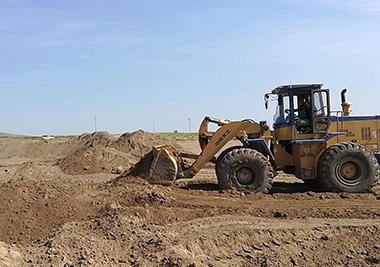 正镶白旗邵家营建设用地增减挂钩星耀镇项目区拆旧区土地复垦项目