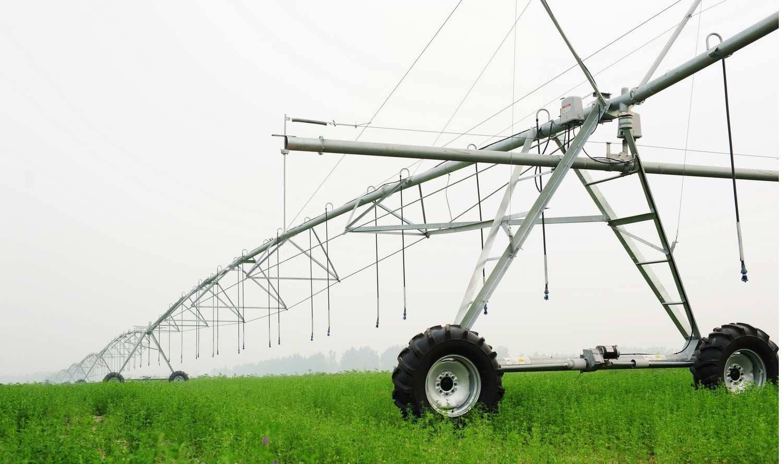 雷火节水灌溉施工