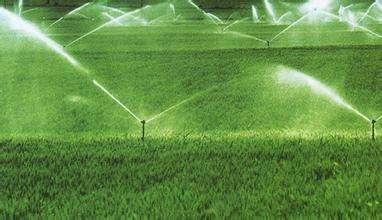 节水灌溉的方式