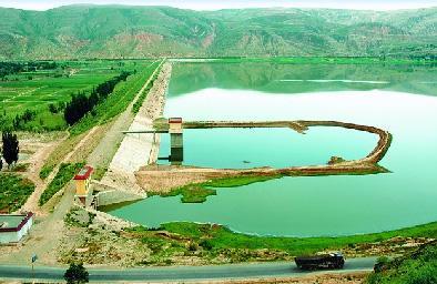 农田水利的基础设施